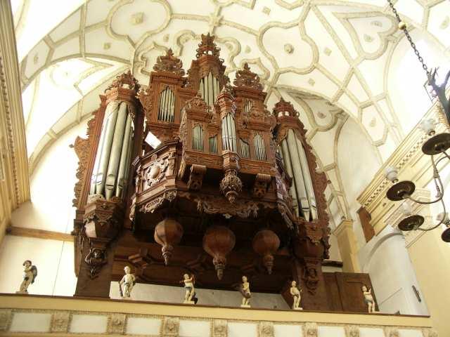 Organy kościół farny