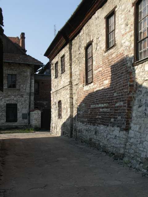 Kazimierz , synagoga