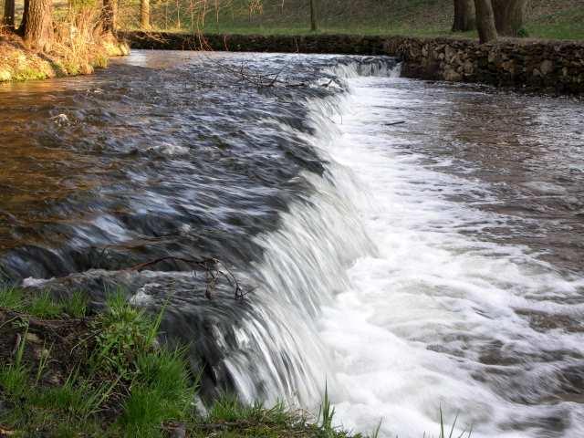 szumy nad rzeką Tanew, Susiec