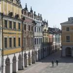 Zamosc-Rynek-Kamienice