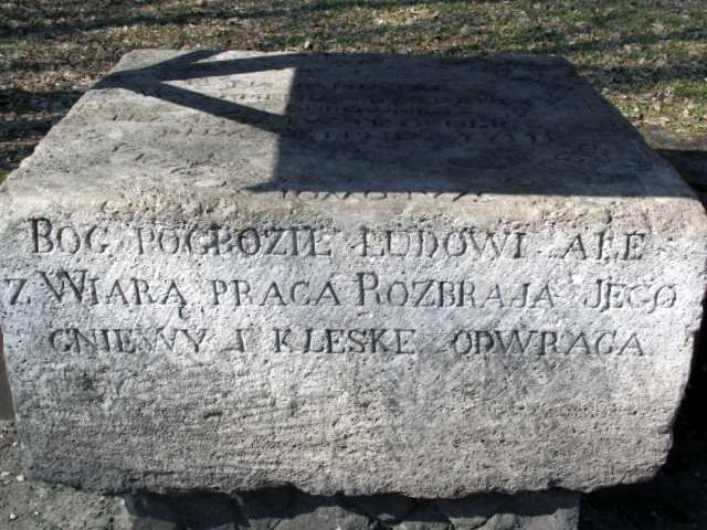 Pomnik szarańczy