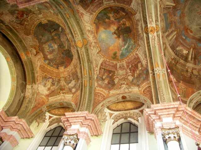 Eger, kościół barokowy