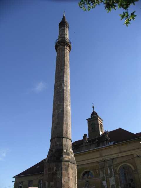 Eger, minaret