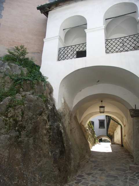 Krasna Horka zamek