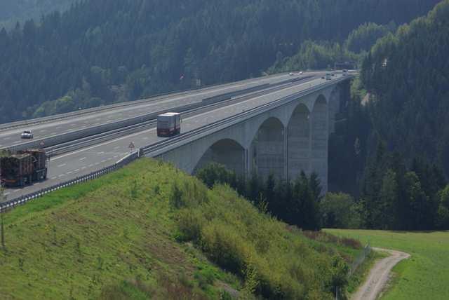 Austria, autostrada Wiedeń Graz