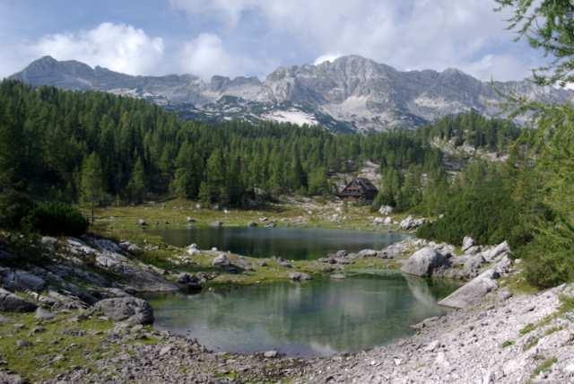 Dolina Siedmiu Triglavskich Jezior, schronisko