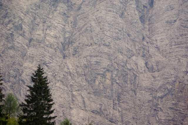 Triglav, północna ściana