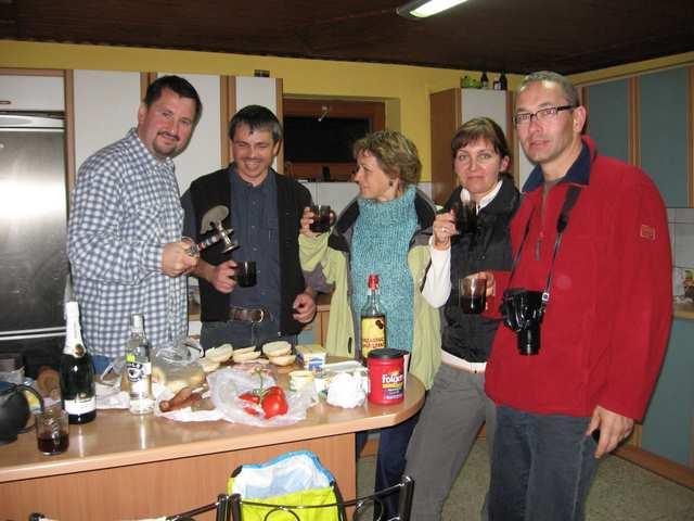 Rozgrzewka, Grzaniec Galicyjski i przygotowania Mistrza Kuchni Darka