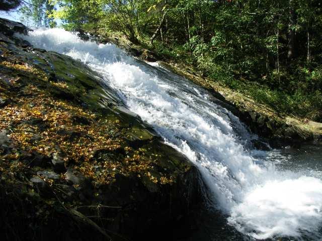 Sopotnia Wielka wodospad