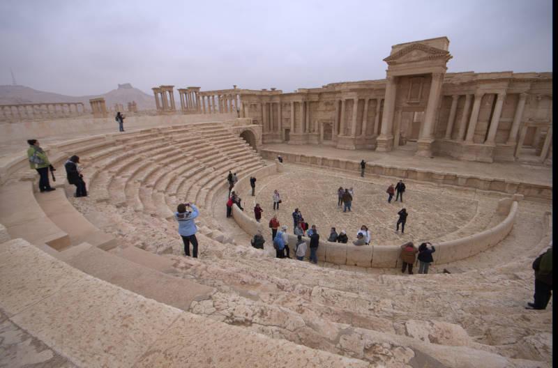 teatr palmyra