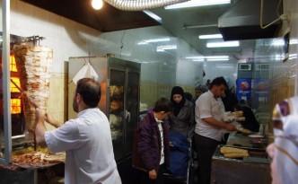 Shawarma-przyrzadzanie