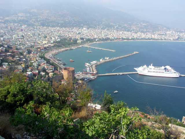 Alanya - port
