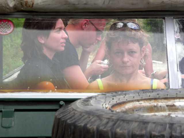 jeep safari - land rover