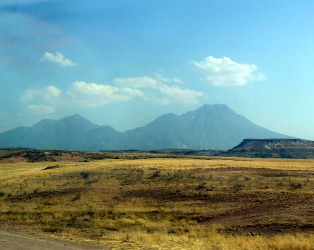 Wulkan Hassan Kapadocja