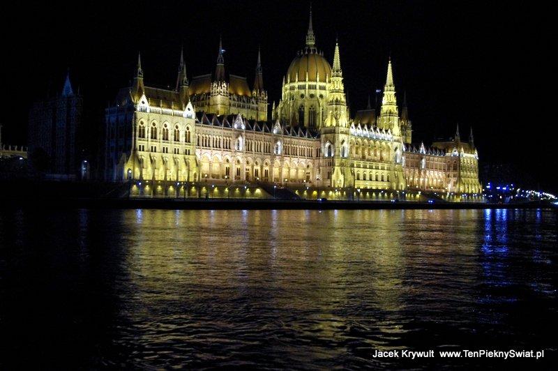 Budapeszt, parlament , Węgry