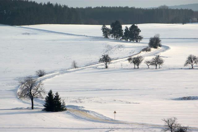 Wzgórza Ostrzeszowskie