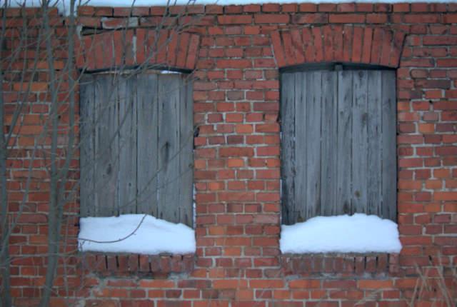 Zmyślona Parzynowska, opuszczony dom