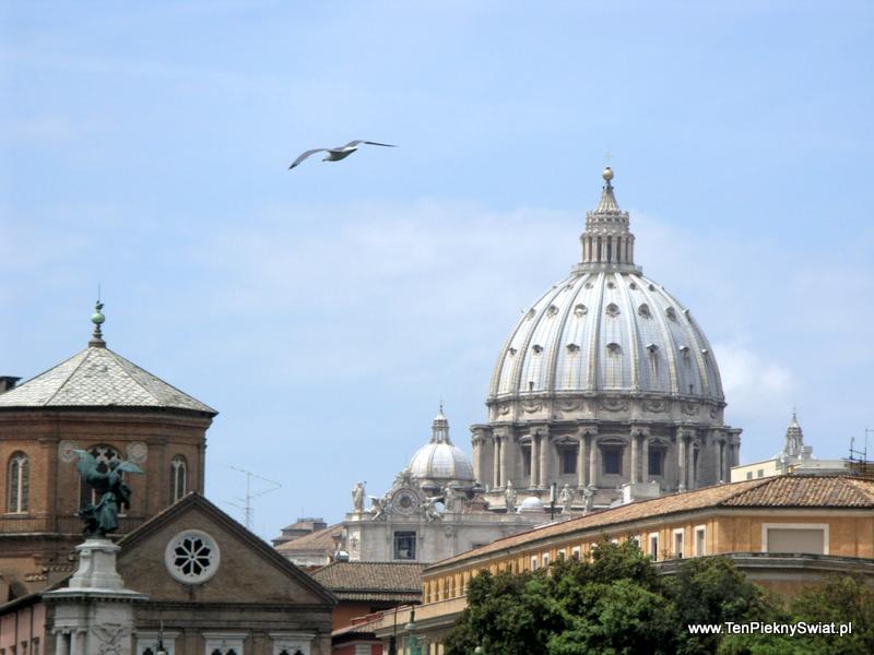 Rzym, Bazylika św Piotra
