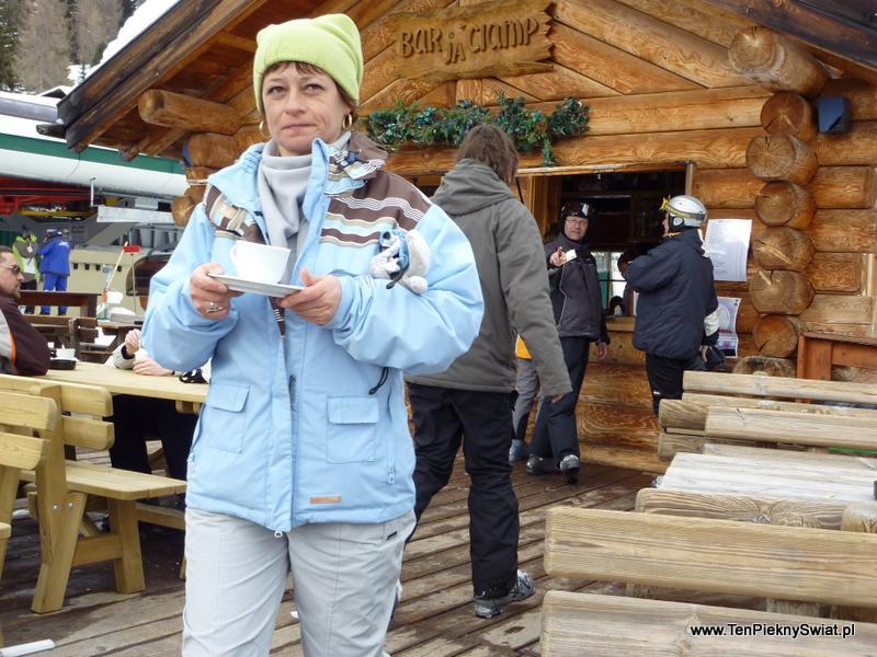 kawa Dolomity