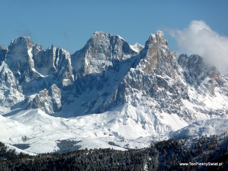 val-di-fiemme- Dolomity Latemar