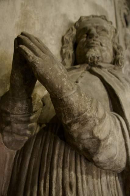 Katedra , rzeźba