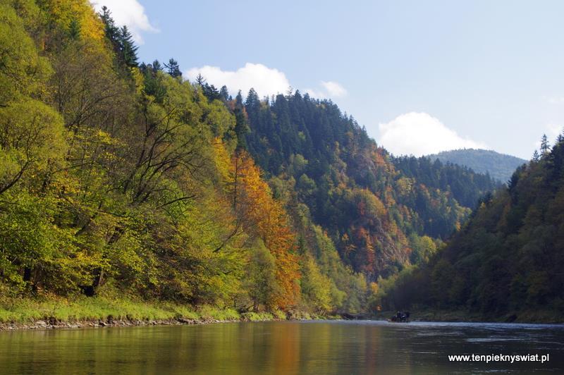 Przełom Dunajca Pieniny