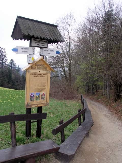 Przełęcz Szopka