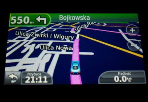 nawigacja Garmin Asus  G60