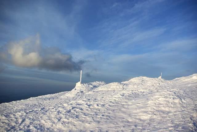 Babia Góra, szczyt