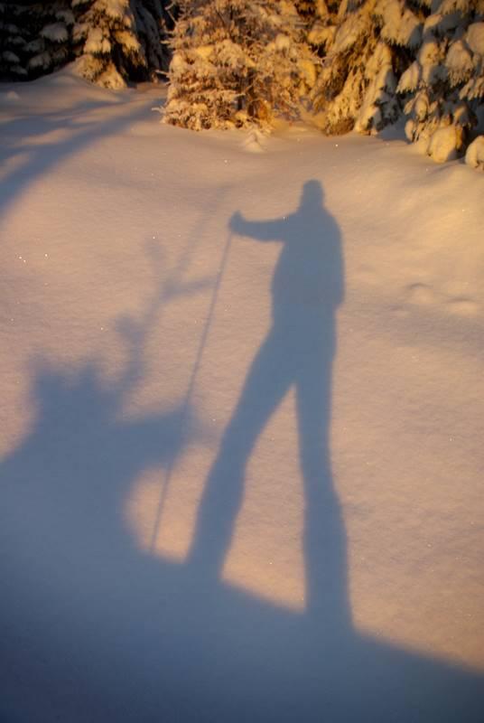 Beskid Śląski, Wisła ,wycieczka narciarska