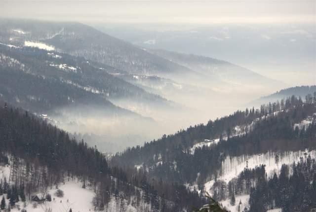 Szczyrk smog