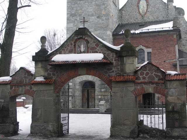 Białka Tatrzańska, kościół