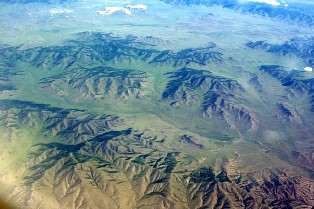 Góry Mongoli