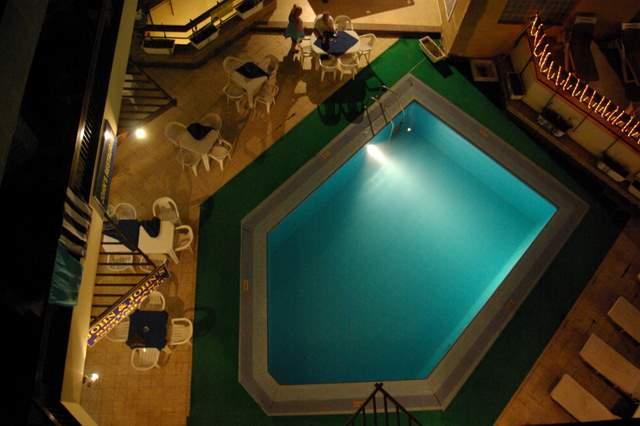 luxor, hotel Gaddis , basen