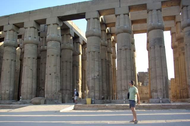 Luxor w Świątyni