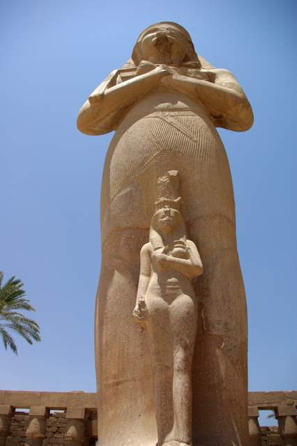 Ramzes Ii i Nefretari