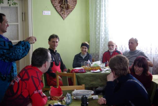 Towarzystwo narciarskie, Bar Leśny, Rachowice