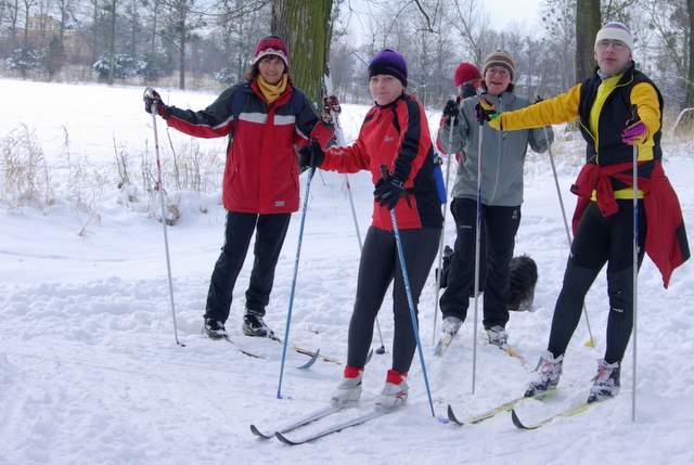 Rachowice, narciarstwo biegowe