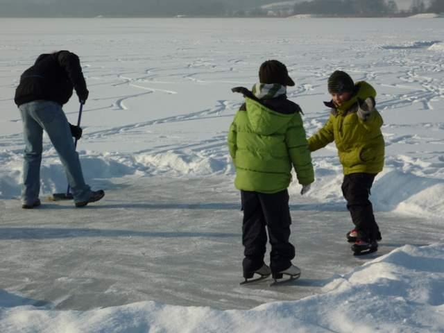Pławniowice lodowisko