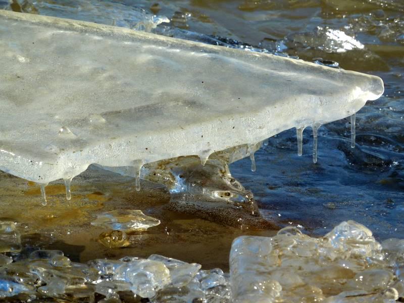 lód, kra lodowa