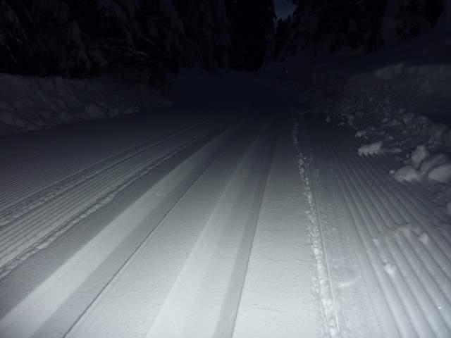 Trasy biegowe w Górach Bystrzyckich