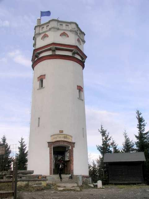 Wieża na Biskupiej Kopie