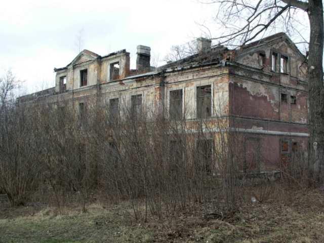 Budenek dyrekcji muzeum