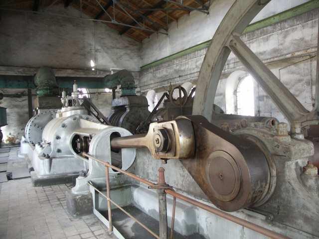 Maszyna parowa, pompa w Starachowicach