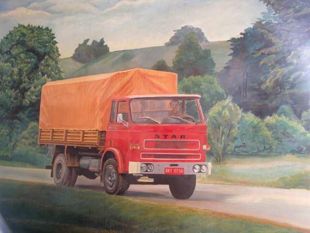 Starachowice, samochód ciężarowy Star