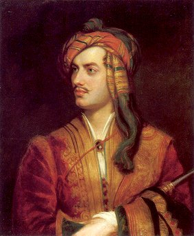 Lord George Byron