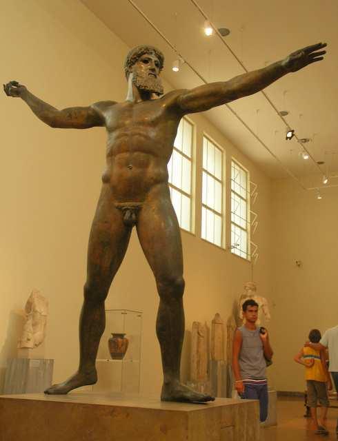 Zeus albo Posejdon