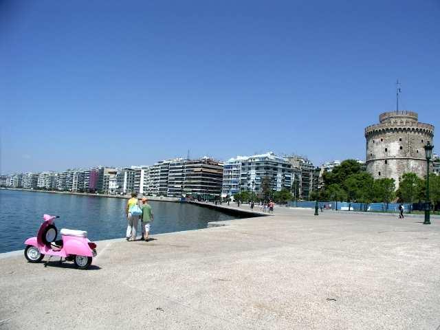 Saloniki - Biała Wieża