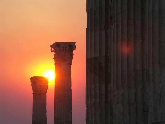 Świątynia Zeusa, Ateny