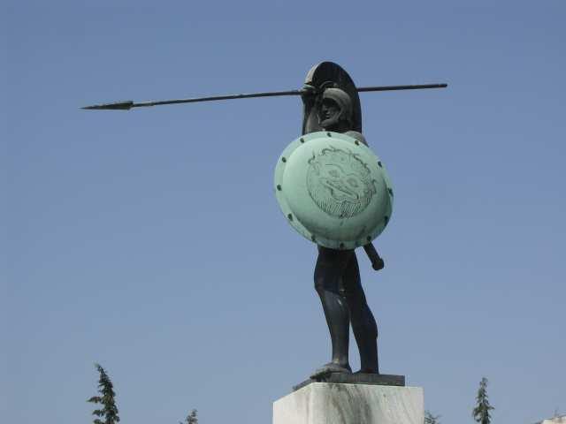 Termopile Leonidas